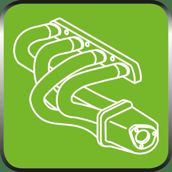Inlet manifold Logo