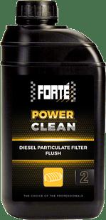 Power Clean DPF Flush